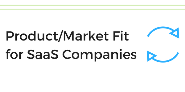 product market fit saas companies